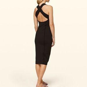 lululemon Picnic Play Dress Size 6 Black NWT
